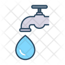 Water Tape Icon