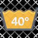 Water Temperature Icon