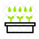 Water Plant Leaf Icon