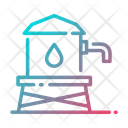 Water Tower Icon