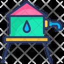 Reservoir Tank Tower Icon