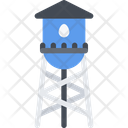Water Tower Water Tank Water Storage Icon