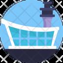 Public Transport Water Transport Logistics Icon