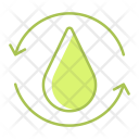 Water Treatment Plant Icon