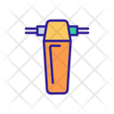 Water Treatment Pump Icon