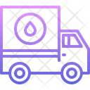 Car Truck Plumber Icon
