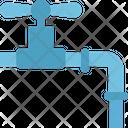Water Valve Icon