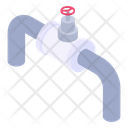 Faucet Water Valve Water Pipe Icon