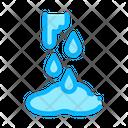 Water Wall Broke Icon