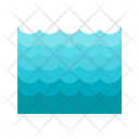 Wave Water Icon