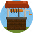 Water Water Source Well Icon