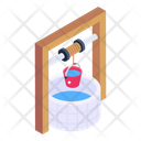Water Hole Water Well Deep Well Icon