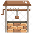 Water Well Drilling Water Water Well Icon