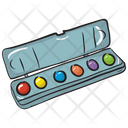 Color Paint Paint Bold Painting Icon