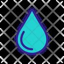 Waterdrop Water Drop Icon