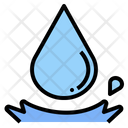 Waterdrop Rain Raindrop Icon