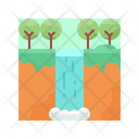 Nature Jungle Tropical Icon