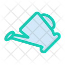 Watering Nature Landscape Icon