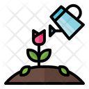 Watering Watery Hill Icon