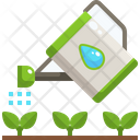 Watering Water Can Icon
