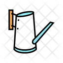 Watering Can House Icon