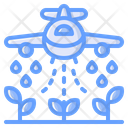 Watering Water Plant Icon