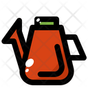 Watering Can Flowers Gardening Icon