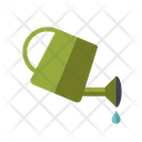 Watering Can Watering Water Drops Icon