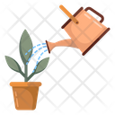 Watering Can Plant Watering Water Sprinkler Icon