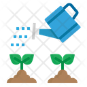 Watering Can Plant Icon