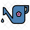 Watering Pot Can Icon