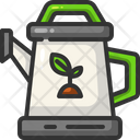 Watering Can Water Bucket Gardening Tool Icon