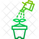 Watering Can Watering Plants Hobbies And Free Time Icon