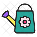 Watering Plant Spring Icon