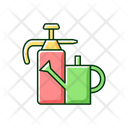 Sprayer Can Water Icon