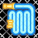 Watering Hose Color Icon