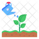 Watering Plants Icon