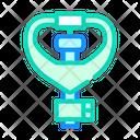 Watering Sprayer Color Icon