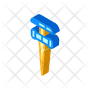 Watering Tool Isometric Icon
