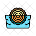 Watering Wood Trunk Icon