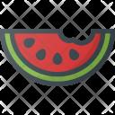 Watermelon Melon Health Icon