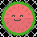 Watermelon Watermelon Slice Slice Icon