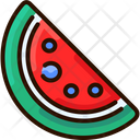 Watermelon Buke Summer Icon