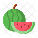 Watermelon Watermelon Slice Fruit Icon