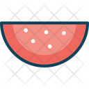 Watermelon Healthy Fruit Fruit Icon
