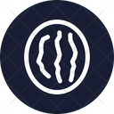 Watermelon Melon Food Icon