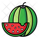 Watermelon Fruit Watermelon Slice Icon