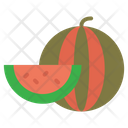 Melon Fruit Food Icon