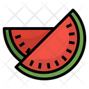 Fruit Melon Summer Icon
