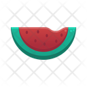 Watermelon Summer Sunny Day Icon